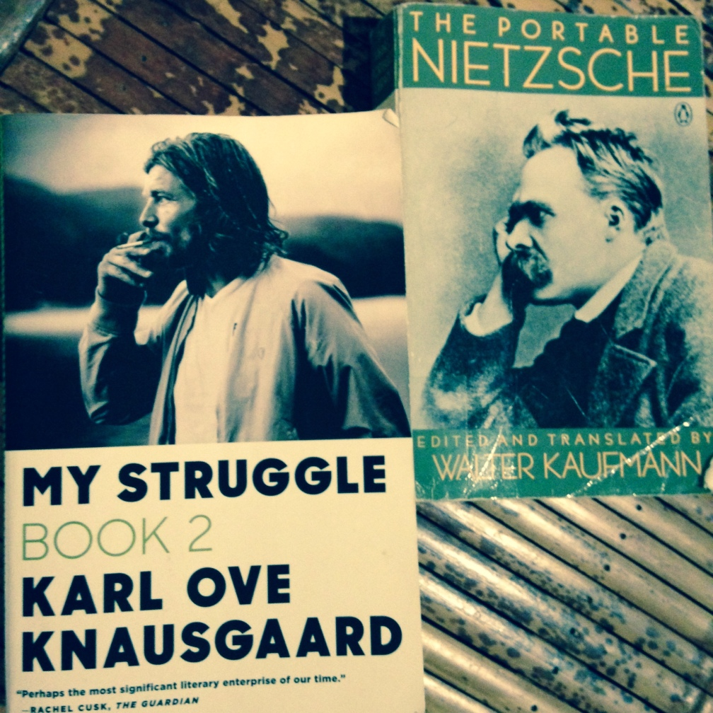 Karl Ove and Nietzsche