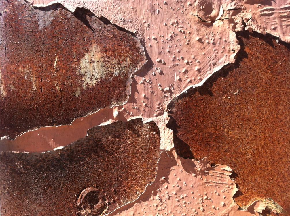 Rust Petals